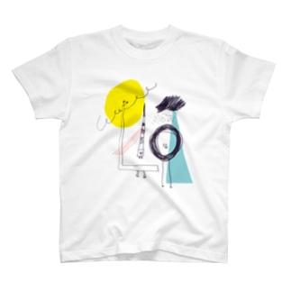 道具 T-shirts