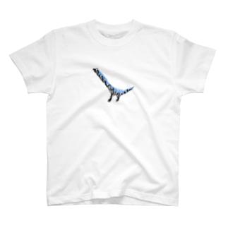 RitoDesignのブラキオブルース T-shirts