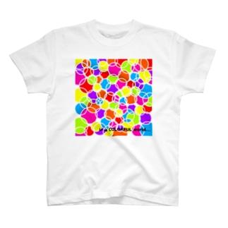 Chankiiiのin a COLORFUL world... T-shirts