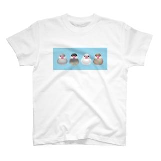 BUNCHOの4BUNCHO T-shirts