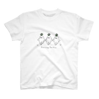 踊るだいこんTシャツ T-shirts