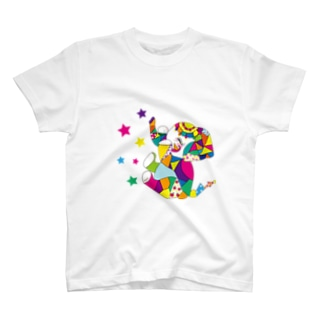 MON`s CollectionのBaby ZOU! T-shirts