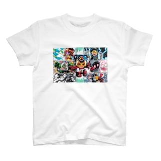 【期間限定】#アメコミは世界を救う プロジェクト限定グッズ T-shirts