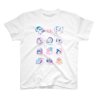 こあら寿し T-shirts