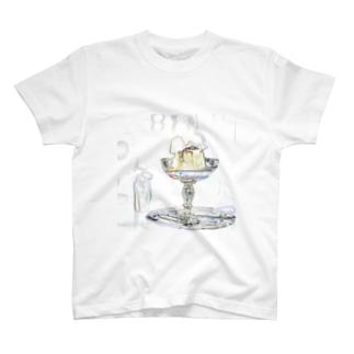 ぷりん T-shirts