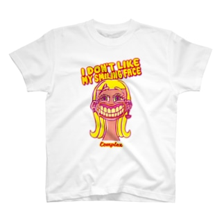 YELLOW JUNKIE 「コンプレックス」 T-Shirt