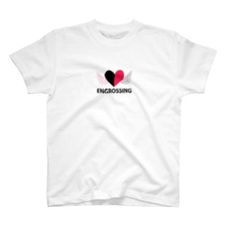 イングロスィンブラック T-shirts