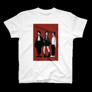 ORYのふざけた公式FCグッズ T-shirts