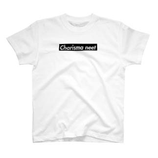 Charisma neet ブラックボックス T-shirts