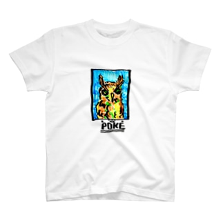 POKE by GUMBOOTS T-shirts