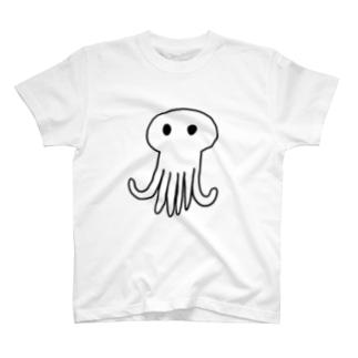 宇宙たこくらげ T-shirts