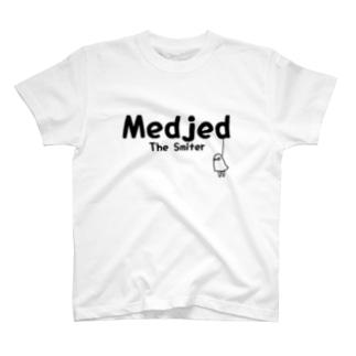 メジェド「The Smiter」 T-shirts
