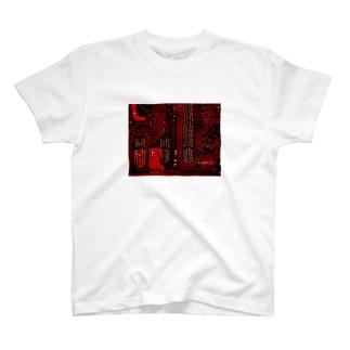 ショート寸前思考回路 T-shirts