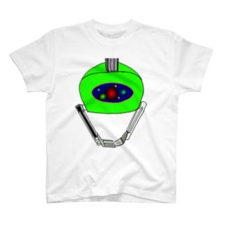 クレーンアーム T-shirts