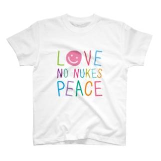 """""""Colours"""" 復活 T T-shirts"""