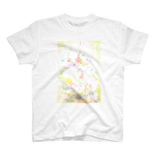 天秤Tシャツ T-shirts