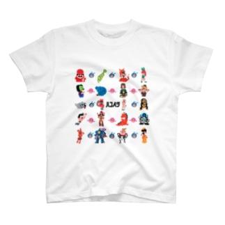 ハコベラ Tシャツ T-shirts