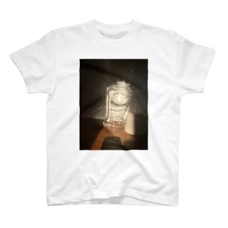光をあつめて T-shirts