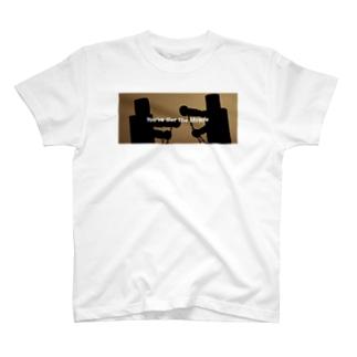 木人。(You've Got The Miracle) T-shirts