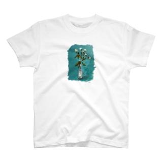 花① T-shirts