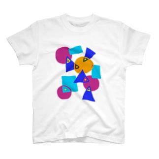 いろんなカタチ T-shirts