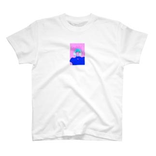 ファビュラスな女の子 T-shirts