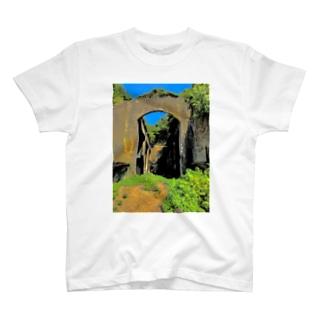 大久野島(うさぎ島)の歴史 T-shirts