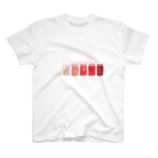 メディカルグラデーション T-shirts