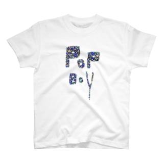 POPBOY T-shirts