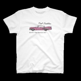 JOKERS FACTORYのPINK CADILLAC T-shirts