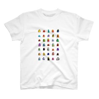 アマビエ 木原幸志郎 T-shirts