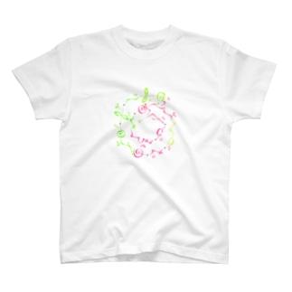 女子力の高め凜花 T-shirts