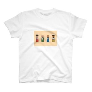 アンクルコーラス T-shirts