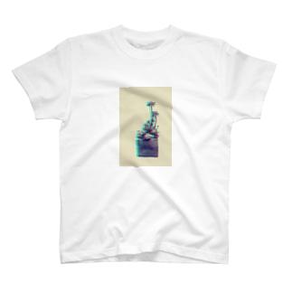 多肉植物 乙女心 スペクトル T-shirts