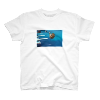 飛び込み選手 T-shirts