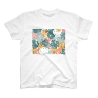 トロピカル2 T-shirts