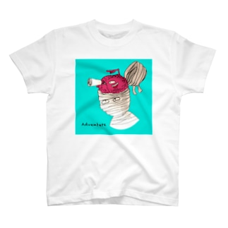 包帯娘/Adventure T-shirts