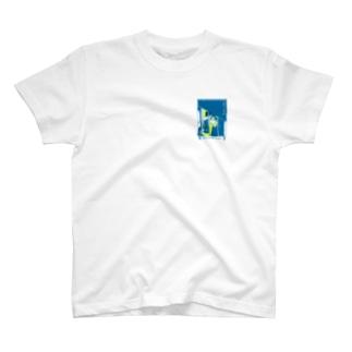 夜のおさむらいさん T-shirts