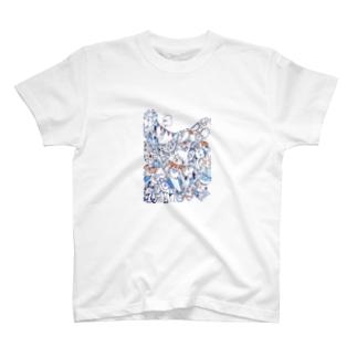 ねっこねこ T-shirts