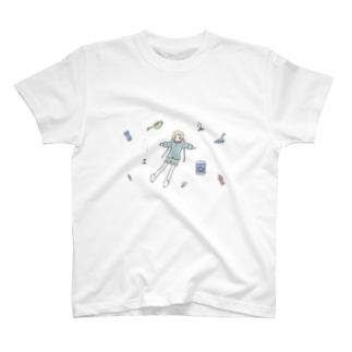 生きもの T-shirts