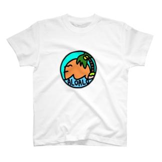 aloalotシャツ T-shirts