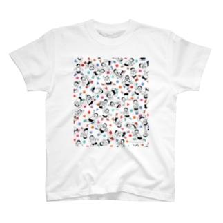元気な人 T-shirts