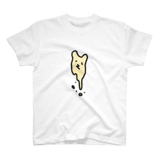 super niceの溶ける T-shirts