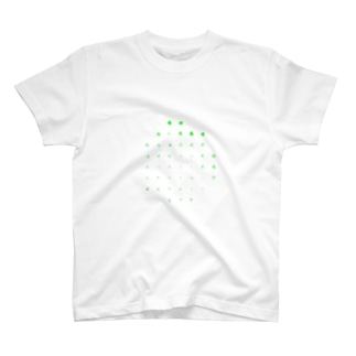 緑の煌き T-shirts