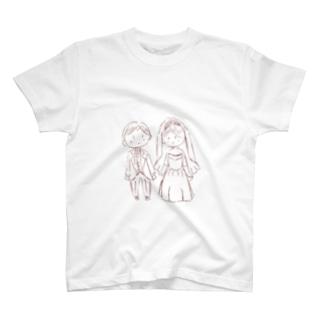 結婚式!ジューンブライド T-shirts