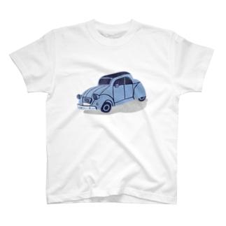Citroen CV T-shirts