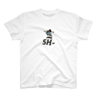 SH-のShould not Hesitate T-shirts