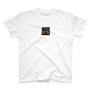 OUTドア T-Shirt