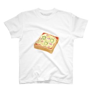 ピザトーストくん T-shirts