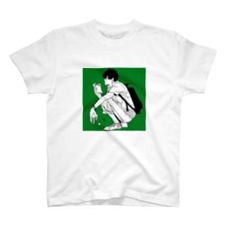 green boi T-shirts